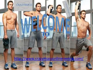 Crazy Mass is Just Great for Stacking Lean Muscle D-Bal is a