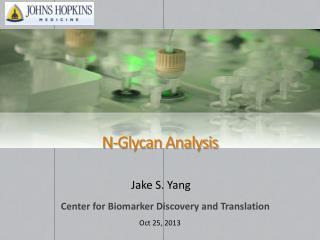 N-Glycan Analysis