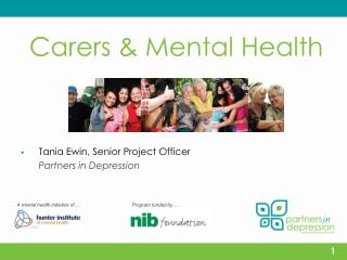 Carers & Mental Health