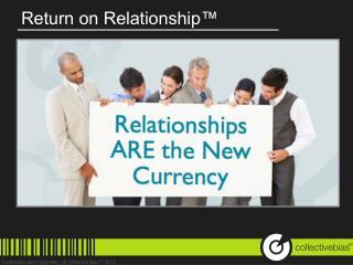 Return on Relationship�