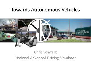 Towards Autonomous Vehicles