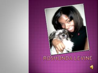 Roshonda Levine