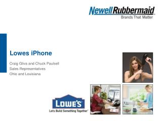 Lowes  iPhone