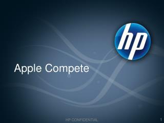 Apple Compete
