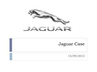 Jaguar Case