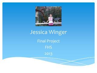 Jessica Winger