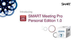 SMART Meeting Pro  Personal Edition 1.0