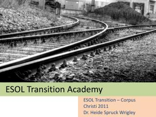 ESOL Transition Academy