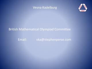 Vesna Kadelburg