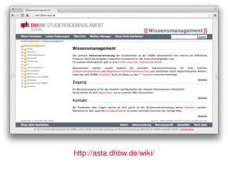 http://asta.dhbw.de/wiki/