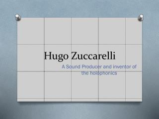 Hugo  Zuccarelli