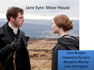 Jane Eyre: Moor House