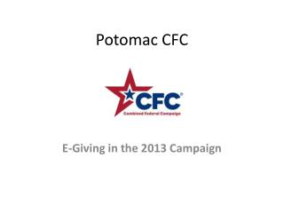 Potomac CFC