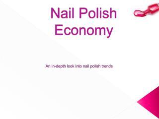 Nail Polish Economy