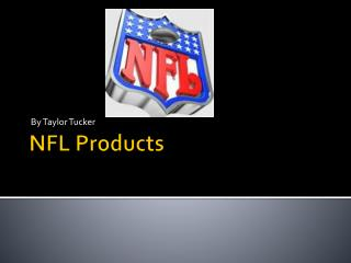 NFL Products