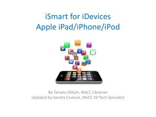 i Smart  for  iDevices Apple iPad/iPhone/iPod
