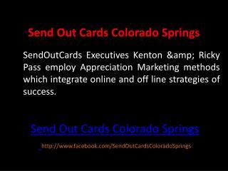 Send Out Cards Colorado Springs
