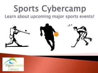Sports  Cybercamp