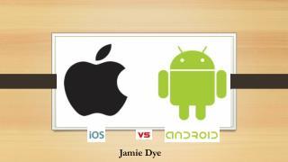Jamie Dye