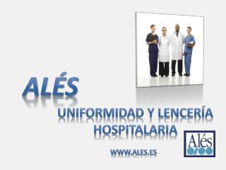 Alés.Vestuario laboral online. Ropa de trabajo en Sevilla.