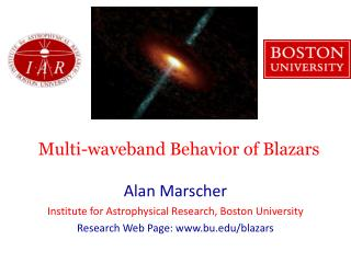 Multi-waveband Behavior of Blazars