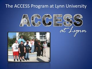 The ACCESS Program at Lynn University