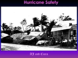 Hurricane Safety