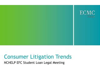 Consumer Litigation Trends