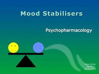 Mood Stabilisers