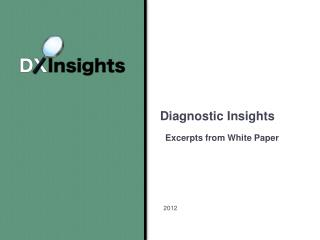Diagnostic Insights