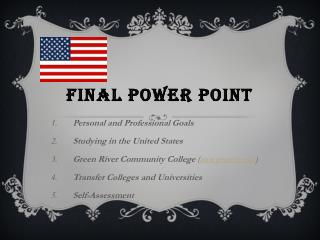 Final power point