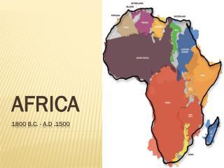 1800  b.c . -  a.d  .1500