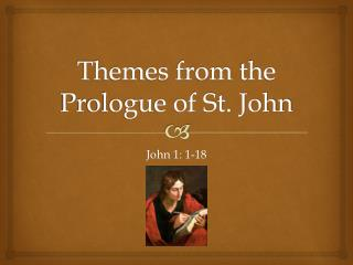 Themes from the Prologue of St. John