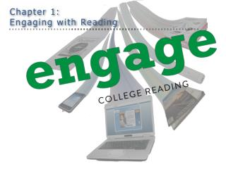 Chapter 1:  Engaging with Reading