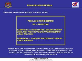 BAHAGIAN PERKHIDMATAN JABATAN PERKHIDMATAN AWAM, MALAYSIA