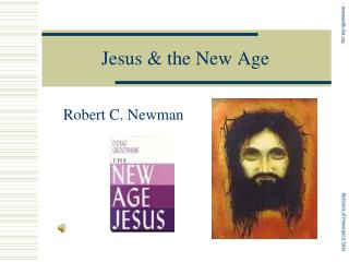 Jesus  the New Age
