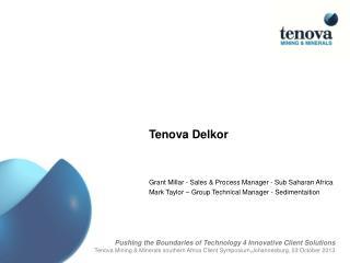 Tenova Delkor