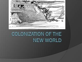 Colonization of the New World