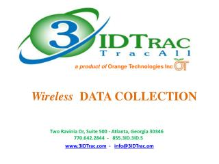 Wireless   DATA COLLECTION