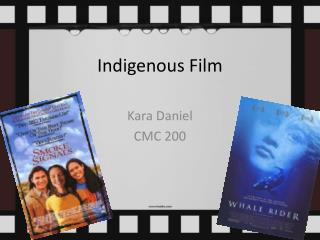 Indigenous Film