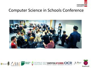 Computer Science in Schools Conference