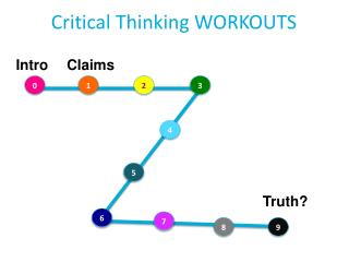 Critical Thinking WORKOUTS