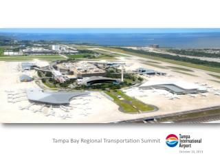 Tampa Bay Regional Transportation Summit
