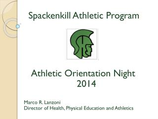 Spackenkill Athletic Program