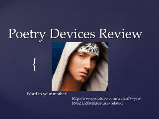 Poetry Devices Review