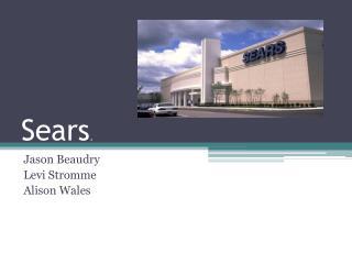 Sears .