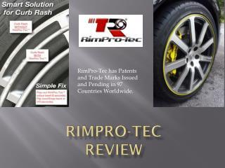 RIMPRO-TEC REVIEW