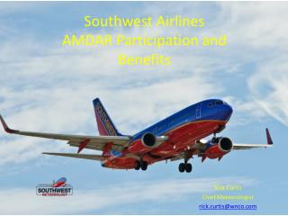 Southwest Airlines  AMDAR Participation and Benefits