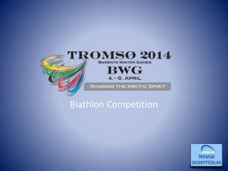 Biathlon Competition