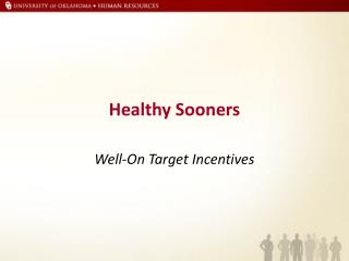 Healthy Sooners